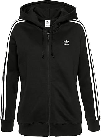 Adidas damen jacke mit kapuze