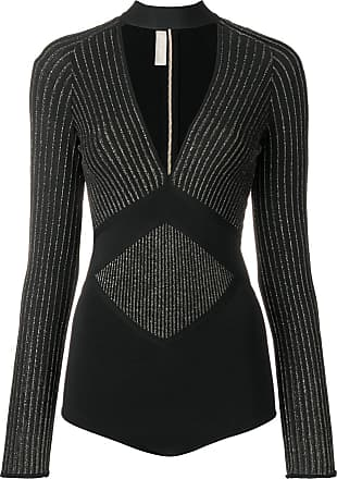 Elie Saab Body Thorn - Preto