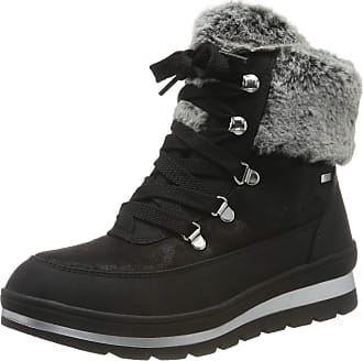 Caprice Womens Holy Snow Boots, Black (Black Comb 19), 5.5 UK