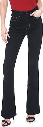 Zoomp Calça Jeans Zoomp Bootcut Teresa Azul