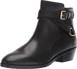Lauren Ralph Lauren Lauren by Ralph Lauren Womens Egerton Ankle Boot, Black, 7 UK
