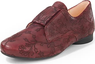 Think Loafers Guad Think! red