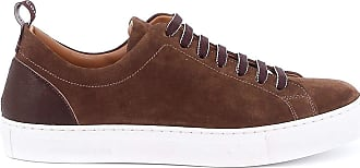 Jacob Cohen Fashion Man JACK91002462 Brown Suede Sneakers | Spring Summer 20