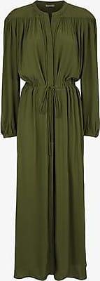 Three Graces London Julienne Dress in Olive
