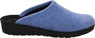 Rohde 4322 Roma Womens Slippers, Size:6.5 UK, Colour:Blue