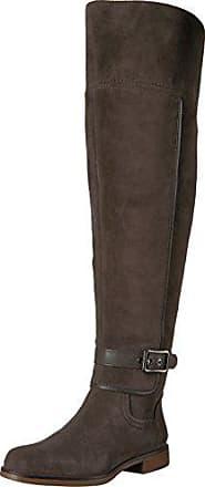 021cbf5ece7 Franco Sarto Womens Crimson Wide Calf Over the Knee Boot