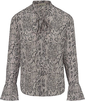Uta Raasch Bluse aus 100% Seide Uta Raasch mehrfarbig