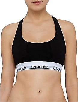 303dde94a20154 Calvin Klein Modern Cotton Unlined Bralette