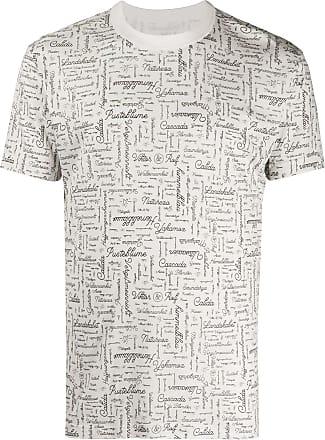 Viktor & Rolf T-shirt Viktor & Rolf x Calida con stampa - Di colore bianco