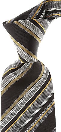 Vivienne Westwood Ties On Sale, Black, Silk, 2017, one size