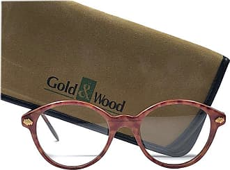 b4ccaf2965a1 1stdibs New Vintage Gold   Wood Genuine Sunglasses 1980s Made In France