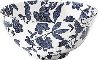 Ralph Lauren Home Garden Vine Serving Bowl - Indigo