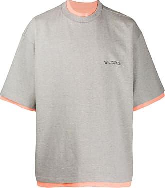 We11done Wendbares T-Shirt - Grau