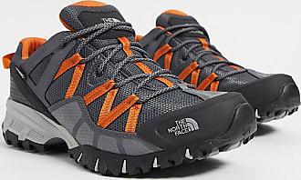 The North Face Ultra 111 - Sneaker in Grau/Orange