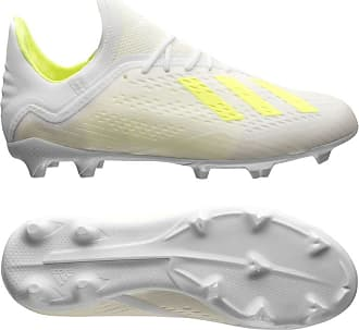 Svarte Fotballsko | Adidas X 18+ FG Grønn Mørkblå | Adidas X