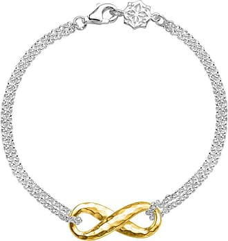 Dower & Hall Entwined Infinity Bracelet