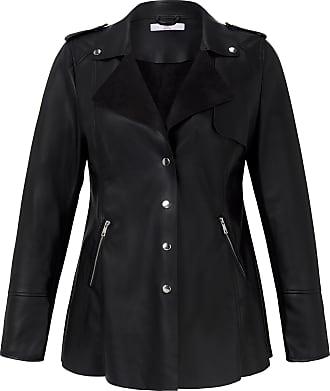 Emilia Lay Faux leather jacket Emilia Lay black