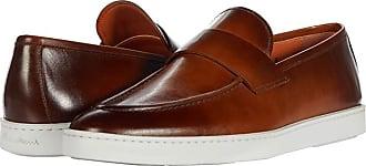 santoni slip on shoes off 61% - www