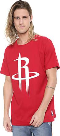 NBA Camiseta NBA Houston Rocket Vermelha