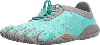 Vibram Fivefingers Kso Evo, Womens Fitness Shoes, Multicoloured (Mint/Grey), 5.5-6 UK (36 EU)