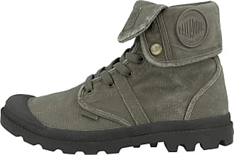 Palladium Pallabrouse Baggy Mens Boots Green Size: 12.5 UK