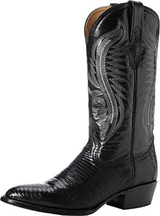 83e6b961708 Cowboy Boots for Men in Black − Now: Shop up to −30% | Stylight