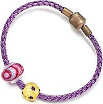 Chow Sang Sang Murano Glass Charme Sets 999 Gold Bracelet