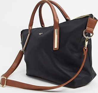 Dune London Dylon Nylon Tote Bag-Black