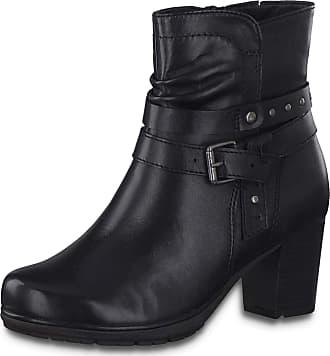 Jana 8-8-25320-23 Womens Ankle Boots Black Size: 8.5 UK