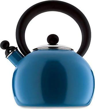 Wilton Copco 2503-1345 Bella Enamel-on-Steel Tea Kettle, 2-Quart, Blue