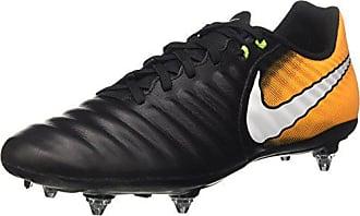 new arrival 29606 947f9 Nike Tiempo Ligera IV SG Chaussures de Football Homme, Noir (Black White-