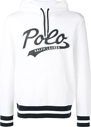 Polo Ralph Lauren sweat à capuche à logo imprimé - Blanc fd549df34425