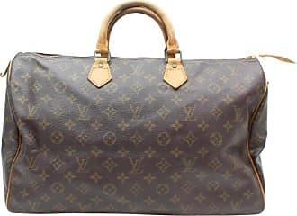 0af50617bbda Louis Vuitton Speedy Xl Monogram 40 Gm 869345 Brown Coated Canvas Weekend  travel