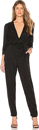 Young Fabulous & Broke Bellows Jumpsuit in Black