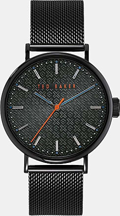Ted Baker Mesh Bracelet Watch in Black MIMOZA, Mens Accessories