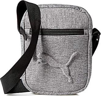 77b5687930e Puma Mens Reformation Cross Body Bag, Heather Gray, One Size