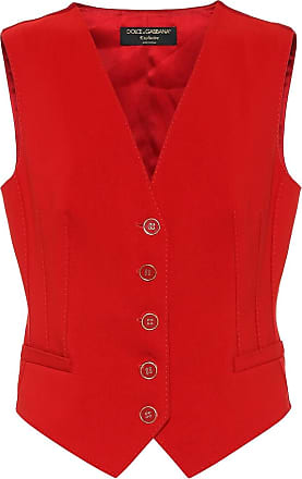 Dolce & Gabbana Exclusive to Mytheresa - Cotton and silk-blend vest
