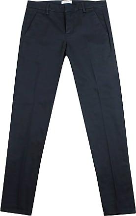 Dondup Pantalone Uomo in Cotone blu UP235GSE045 Blu 32