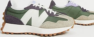 New Balance 327 Summer Brights - Grüne Sneaker