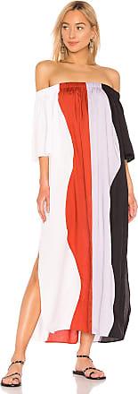 Mara Hoffman Sala Coverup Dress in Lavender