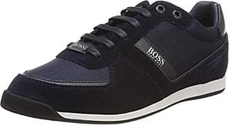 new style 22c29 fe852 BOSS Maze_lowp_MX, Zapatillas para Hombre, Azul (Dark Blue 401), 40 EU