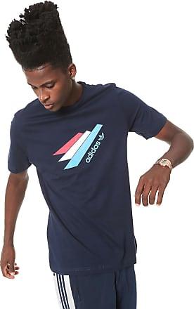 265b68b0296 adidas Originals Camiseta adidas Originals Palemston Azul-marinho