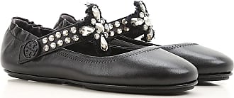 e2164fcccbed Tory Burch Ballet Flats Ballerina Shoes for Women On Sale in Outlet