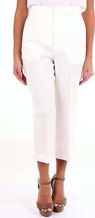 Erika Cavallini Semi Couture Chino Bianco