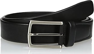 29a8b6c4a Leather Belts for Men in Black − Now  Shop up to −43%