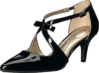 Bandolino Womens ZEFFER Pump, Black, 6 Medium US