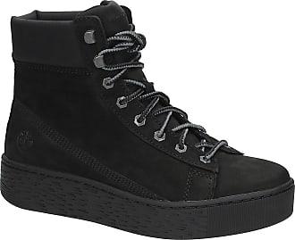 Timberland Marblesea Hightop Shoes jet black