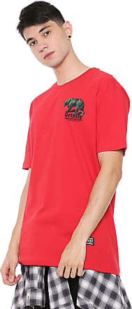 Grizzly Camiseta Grizzly Fontaine Vermelha