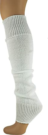 MySocks Leg Warmers Plain White