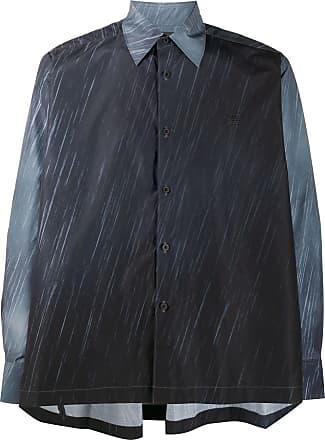 Fumito Ganryu Camisa mangas longas - Cinza